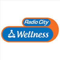 Логотип станции Radio City Wellness (Мумбаи)